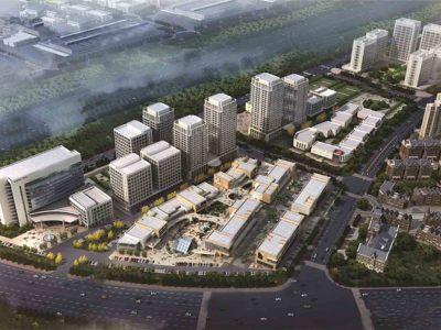 天津中国集海航城