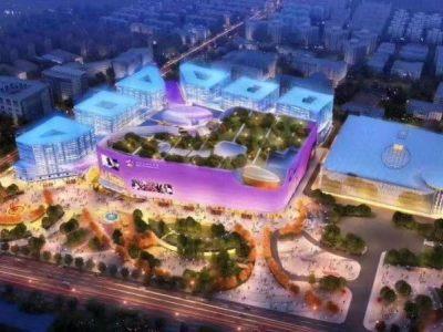 手中无铺、怎敢说富、新华红星国际广场