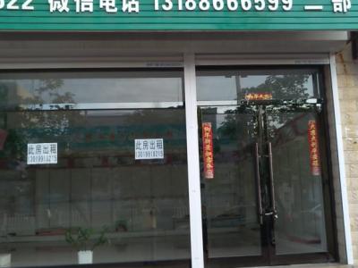 (出租) 清河 60㎡ 临街门面